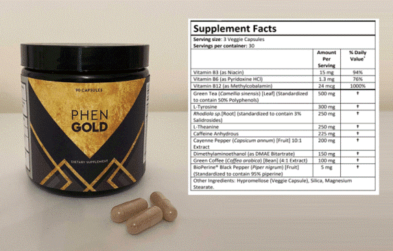 PhenGold Review: Best Fat Burner to Get A Slim Body